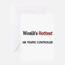 World's Hottest Air Traffic Controller Greeting Ca