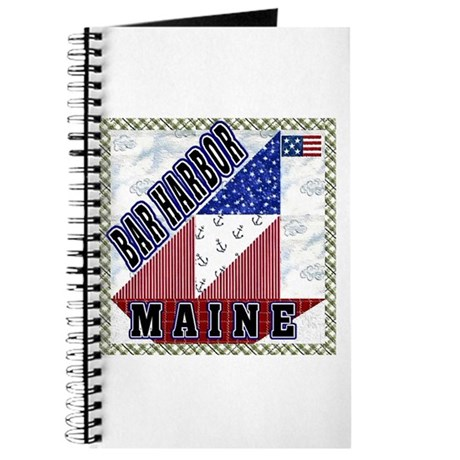 Bar Harbor Maine Journal
