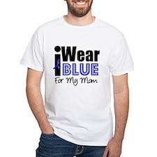 I Wear Blue (Mom) Shirt