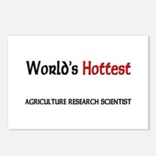 World's Hottest Agriculture Research Scientist Pos