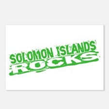Solomon Islands Rocks Postcards (Package of 8)