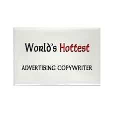 World's Hottest Advertising Copywriter Rectangle M