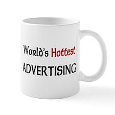 World's Hottest Advertising Mug