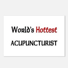 World's Hottest Acupuncturist Postcards (Package o