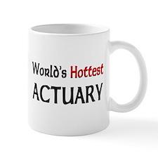 World's Hottest Actuary Mug