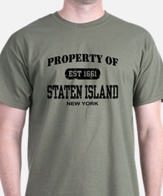 Property of Staten Island T-Shirt