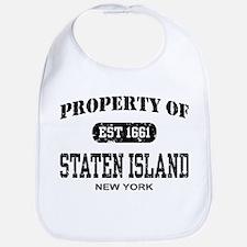 Property of Staten Island Bib