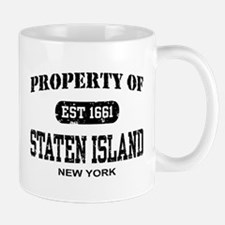 Property of Staten Island Mug