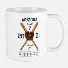 Arizona 2001 Game 7 Mug