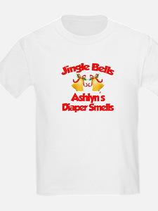 Ashlyn - Jingle Bells T-Shirt