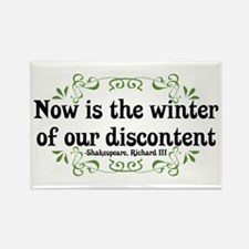 Winter of Discontent Rectangle Magnet
