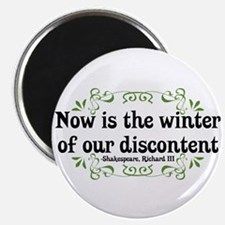 Winter of Discontent Magnet