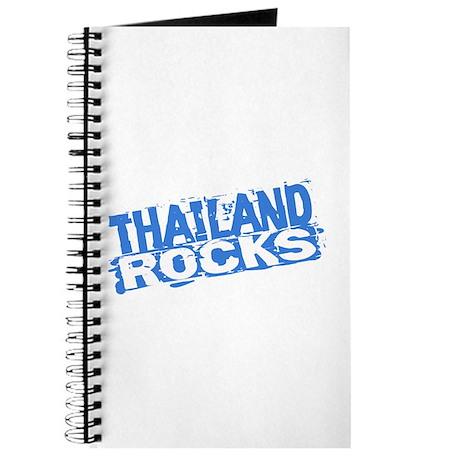 Thailand Rocks Journal