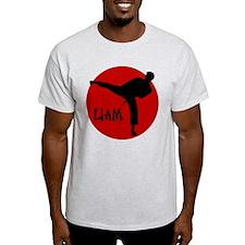 Liam Martial Arts T-Shirt