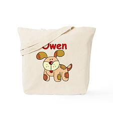 Owen Puppy Dog Tote Bag