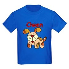 Owen Puppy Dog T