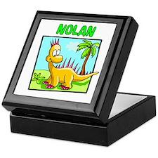 Nolan Dinosaur Keepsake Box