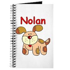 Nolan Puppy Dog Journal
