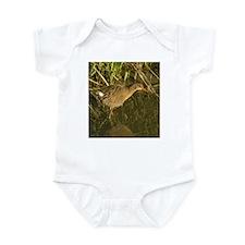 Clapper rail camo - Infant Bodysuit