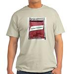 Instant Swimmer Ash Grey T-Shirt