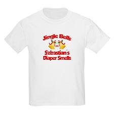 Sebastian - Jingle Bells T-Shirt