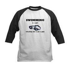 Swimming is a Sport Tee
