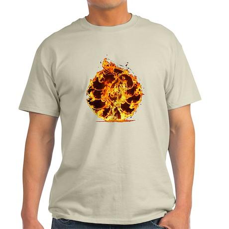 Burning ring of fire Light T-Shirt