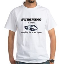 Swimming is a Sport Shirt