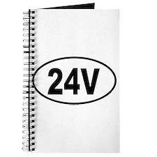 24V Journal