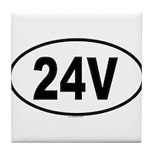 24V Tile Coaster