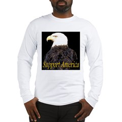 Support America Long Sleeve T-Shirt