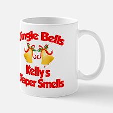 Kelly - Jingle Bells Mug