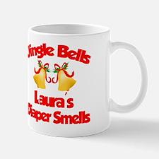 Laura - Jingle Bells Mug