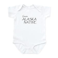 Genuine Alaska Native Infant Bodysuit