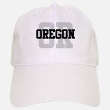 OR Oregon Baseball Baseball Cap