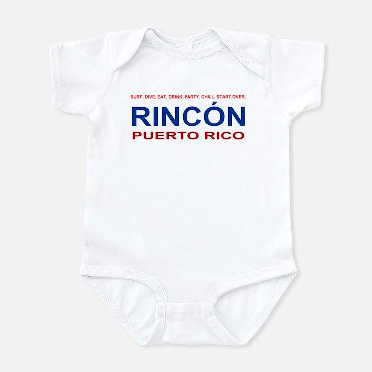 Rincon Logo Items Infant Bodysuit
