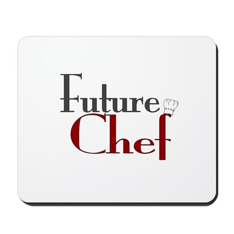 Future Chef Mousepad