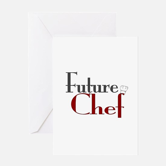 Future Chef Greeting Card