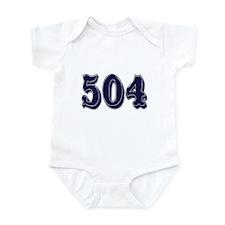 504 Infant Bodysuit
