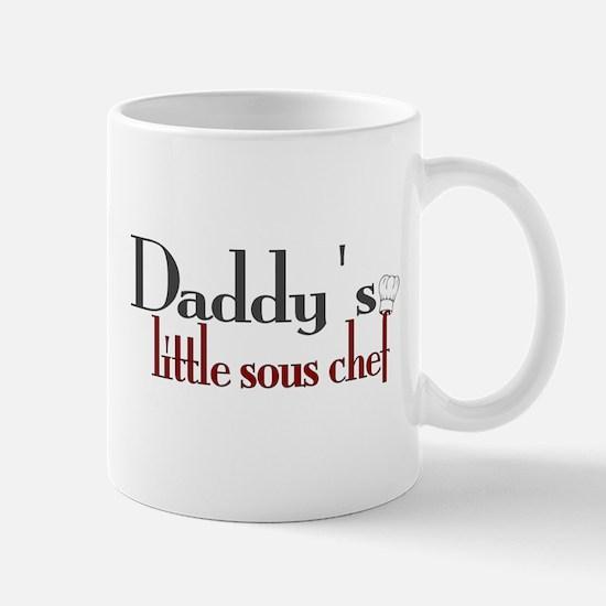 Daddy's Sous Chef Mug