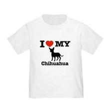 I love my Chihuahua T