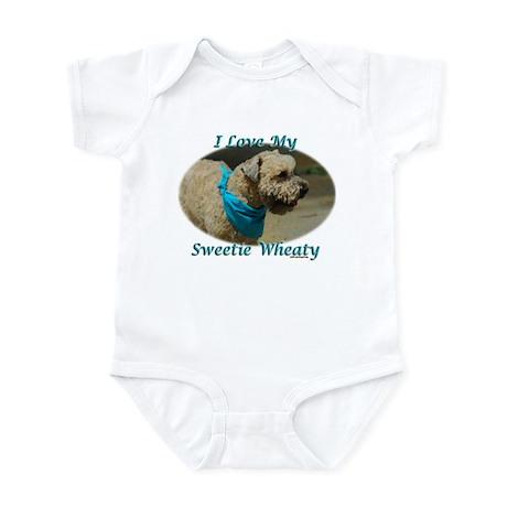 Sweetie Wheaty Infant Bodysuit