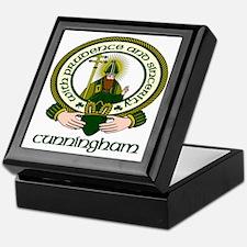Cunningham Motto Keepsake Box