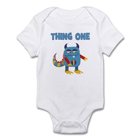Thing One Infant Bodysuit