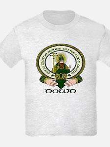 Dowd Clan Motto T-Shirt