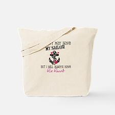 Anchors Away (Deployed) Tote Bag
