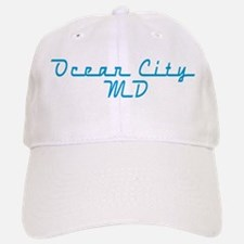 Ocean City MD Baseball Baseball Cap