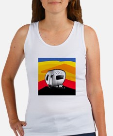 Happy Camper 2 Women's Tank Top