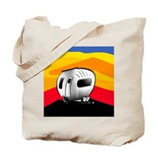 Happy Camper 2 Tote Bag