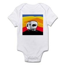 Happy Camper 2 Infant Bodysuit